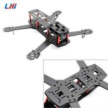 Qav250 quadrocopter zmr250 3 k炭素繊維4軸250ミリメートルfpv 250 quadcopterミニフレーム