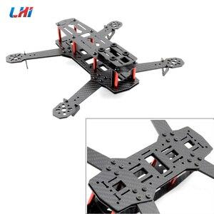 Image 1 - Qav250 quadrocopter zmr250 3 k 탄소 섬유 4 축 250mm fpv 250 quadcopter 미니 프레임