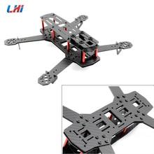 Qav250 quadrocopter zmr250 3K z włókna węglowego 4 osi 250MM FPV 250 Quadcopter Mini rama