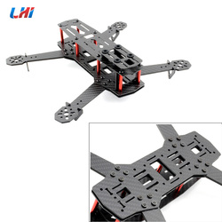 qav250 quadrocopter zmr250 3K Carbon Fiber 4 Axis 250MM FPV 250 Quadcopter Mini Frame