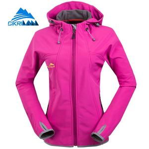 New Softshell Hiking Climbing