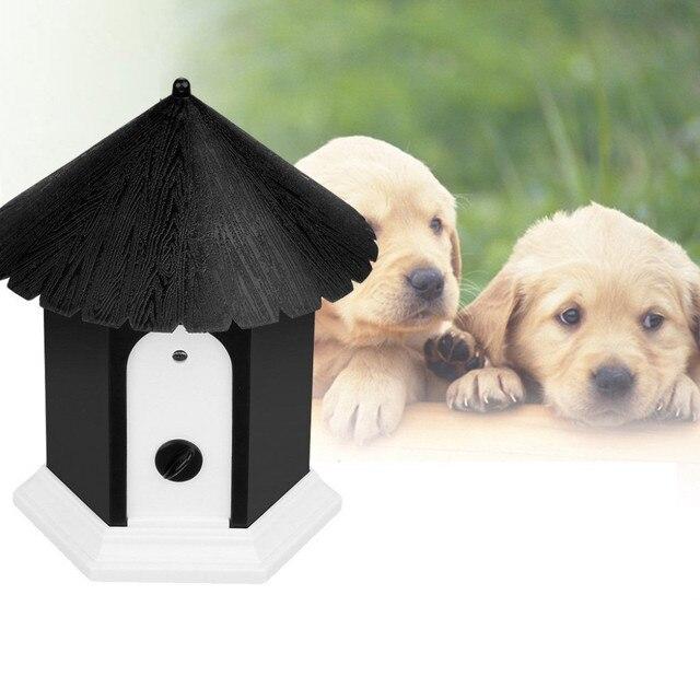 2015 Pet Products Puppy Außenultraschall Antibell Birdhouse Antibell ...