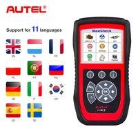 Autel MaxiCheck Pro Diagnostic Tool OBD2 Auto Scanner Automotivo Car Diagnostic Tool Scanner Automotriz Support Code Reader
