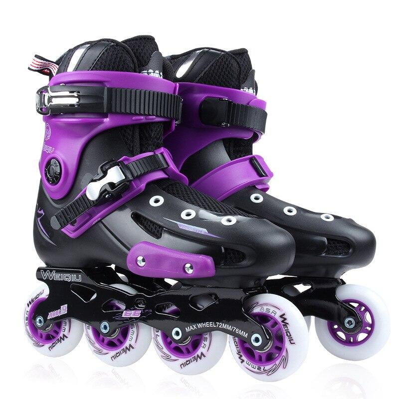 Chaussures plates pour adultes patins à roues alignées patins à roulettes hommes femmes patins fantaisie en plein air bottes baskets chaussures athlétiques