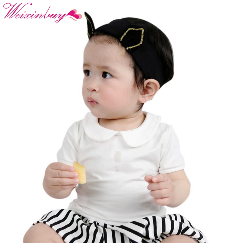 Summer Sweet Kids Baby Girls Short Sleeve Cotton Puff Sleeve White T-Shirt Girl Tee Tops Blouse Kids Cloth