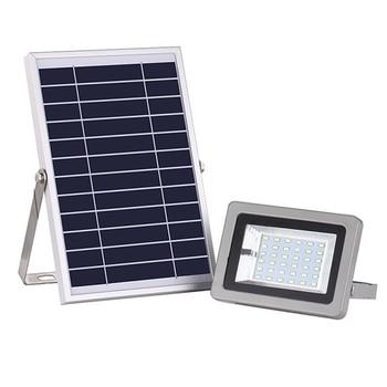 5730 Solar Powered Flood Light Sensor Outdoor Garden Path Street Spotlight Security Lamp Waterproof