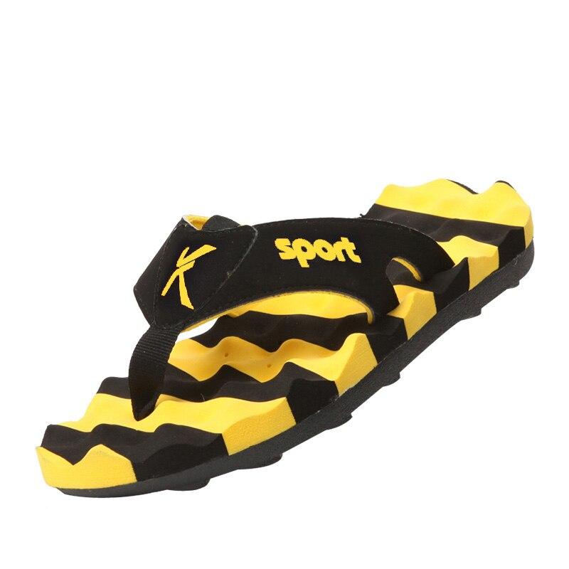2016 Hot Sale Cheap Men Massage Flip Flops Summer Fashion Slippers Casual Beach Shoes Sandals Flats