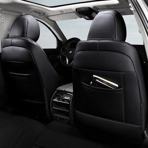 Image 5 - Auto Credere Vera Seduta in Pelle di Copertura per Mazda 6 Gh Gg Cx3 Cx5 3 Bk Axela Cx7 2 Atenza Auto accessori Copre per Sedili Auto
