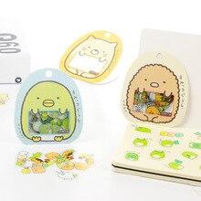 Stickers Pack Diary Label Scrapbooking Diy Sumikko Gurashi Decorative Papelaria Kawaii
