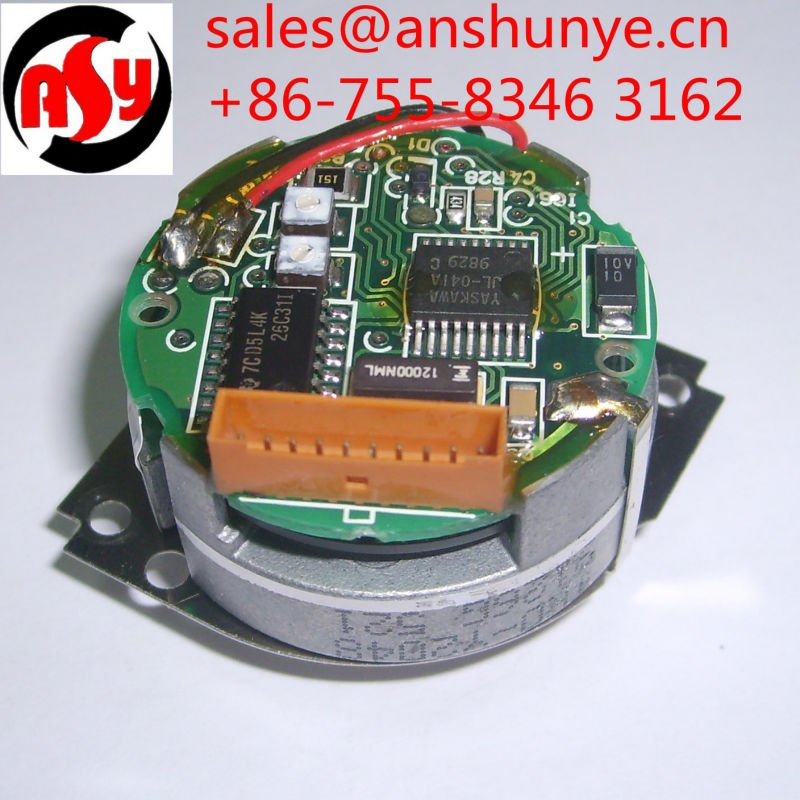 TRD-Y2048 Rotray Encoder YASKAWA Resolver dhl ems yaskawa trd y2048 servo motor encoder good in condition for industry use a1