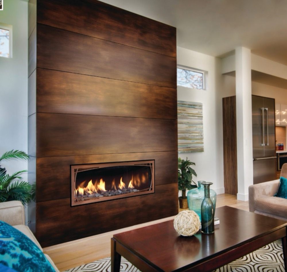 On Sale 60 Inch  Electronic Intelligent Wifi Control Bioetanol Fireplace