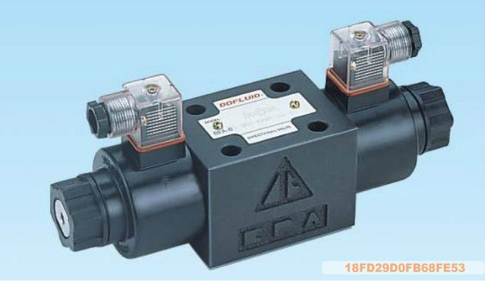 Hydraulic valve DFA-03-3C10-A220 Electromagnetic reversing valve high quality hydraulic valve dgmpc 3 abk 41