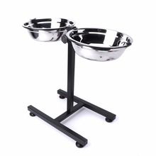 Stainless Steel Adjustable Feeding Bowl