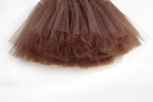 "Image 5 - 26 ""VINTAGE Petticoat Crinoline 50 S Retro กระโปรง Swing Rockabilly แฟนซีสุทธิ Tutu กระโปรงเจ้าสาวอุปกรณ์เสริม 2020"