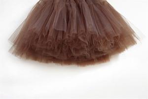 "Image 5 - 26"" Vintage Wedding Petticoat Crinoline 50s Retro Underskirt Swing Rockabilly Fancy Net Tutu Skirt Bridal Accessories 2020"