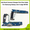 1 pcs new micro usb conector dock de carregamento porto flex cabo usb plugue do carregador flex cable para samsung galaxy note 4 edge n915s