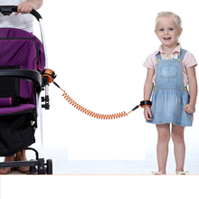6 Colors Anti-lost Toddler  Harness Leash Wrist Belt,Baby Walking Assistant,harnais enfant,Baby Walking Belt Adjustable Strap