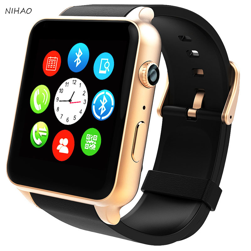 Touch Smart watch GT88 Reloj inteligente Bluetooth font b Smartwatch b font Apple Android Digital Watch
