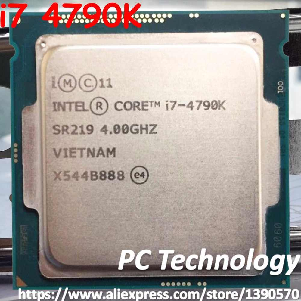 Detail Feedback Questions about Intel Core i7 4790K i7 4790K
