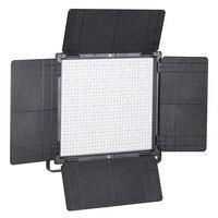 NanGuang Luxpad 23 Foto light Studio Video Lampe Panel für fotografie beleuchtung CD50A-in Fotolampen aus Verbraucherelektronik bei
