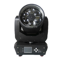 High Power Mini Bee Eye 6x40w Lyre Led Beam Moving Head Rgbw Zoom Lamp Powercon In And Out B Eye Dmx Moving Head Dj Light(China)