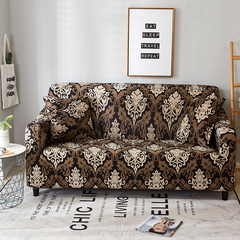 Us 17 54 30 Off Europe Spandex Stretch Sofa Cover Cheap Furniture Slipcovers Elastic L Shaped Corner Protector Couch Covers For Living Room In Sofa