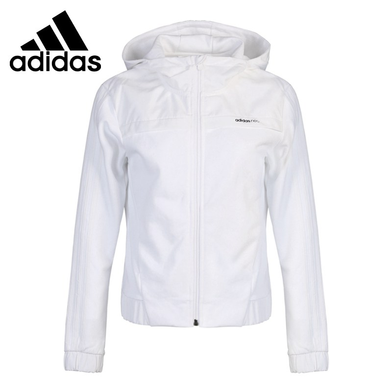 Original New Arrival Adidas NEO Label Women's jacket Hooded