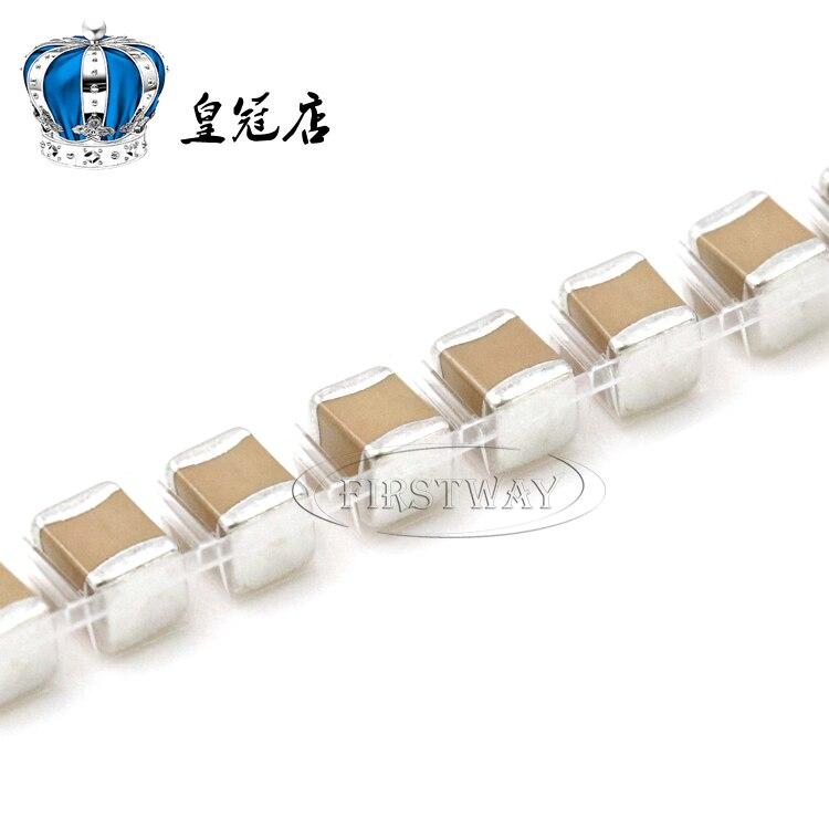 20 50 v pçs/lote SMD capacitor de cerâmica 3225 1210 1.5 uf 155 k X7R K = 10% capacitor de cerâmica
