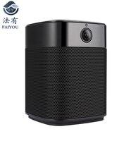 Беспроводной домашней безопасности Wi Fi Камера удаленного мониторы ИК светодио дный ночное видение Bluetooth динамик стерео аудио семья театр с