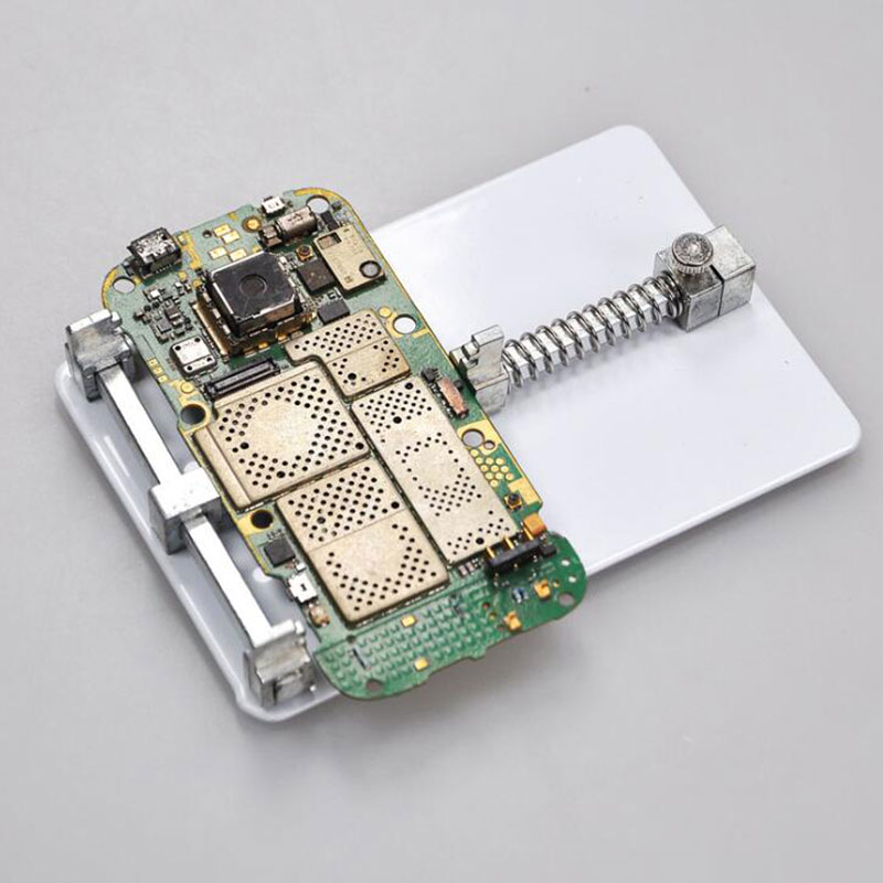 1PCS For IPhone Cell Phone Mobilephone PCB Holder Stand Jig Universal Rework Station