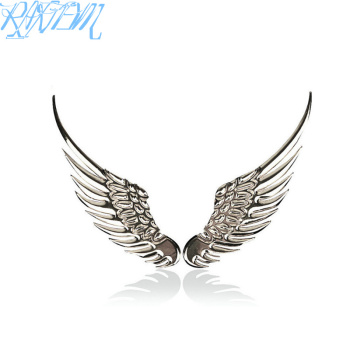 1 Pair Wings Sticker For BMW E46 E39 E38 E90 E60 E36 F30 F30 E34 F10 F20 E92 E38 E91 E53 E70 X5 X3 X6 M M3 M5 X1 X2 car styling image