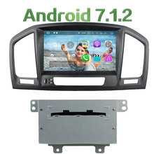 "Android 7.1.2 Quad Core 7"" car dvd gps navi wifi 4G BT Radio RDS 2GB RAM 16GB ROM support DAB+ TPMS for Buick Regal 2009-2013"
