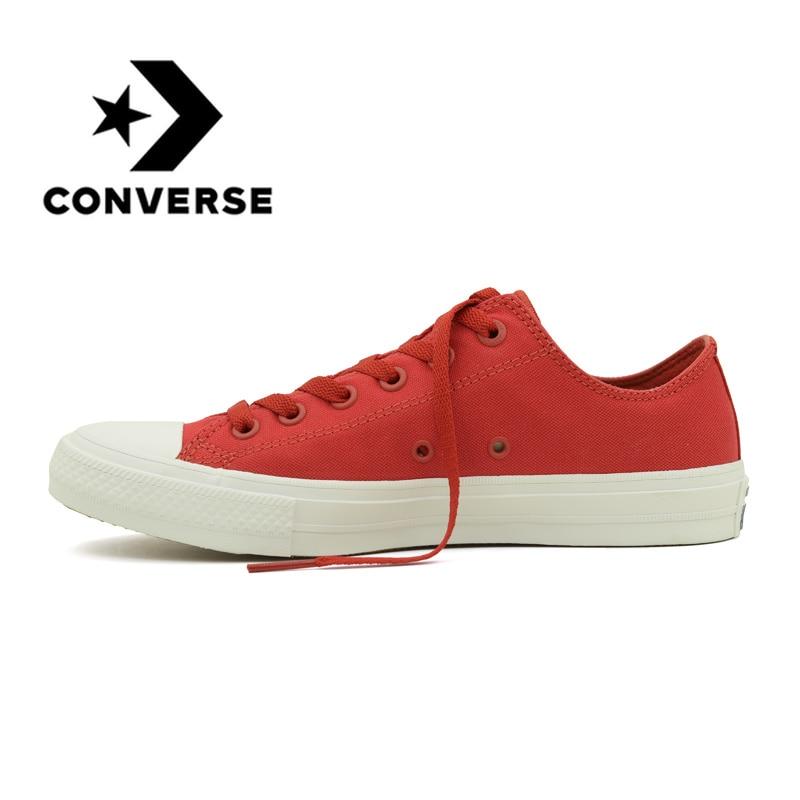 Original Converse nouveau All Star bas hommes et femmes unisexe baskets chaussures en toile classique chaussures de skateboard