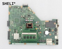 SHELI For ASUS X55C X55VD Motherboard with I3 2350M CPU 2GB Memory