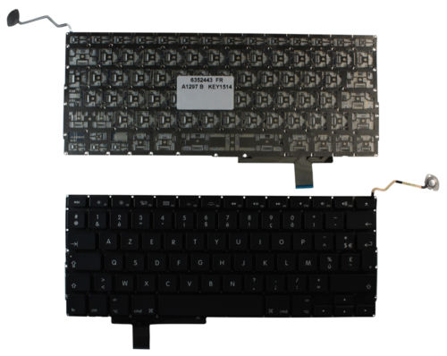 New notebook Laptop keyboard for Apple Macbook Pro A1425 FR/French layout russian new laptop keyboard for samsung np300v5a np305v5a 300v5a ba75 03246c ru layout