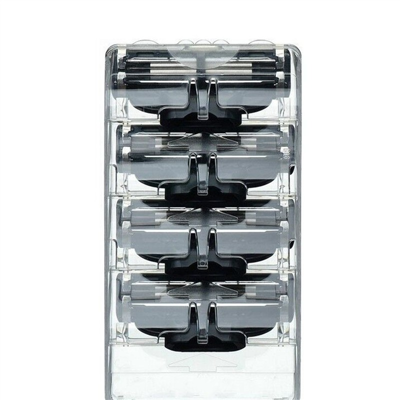 Giulietta Razor blades for men 3 layer High quality shaving cassettes facial care shaving blades gillettee Mache 3 in Razor from Beauty Health