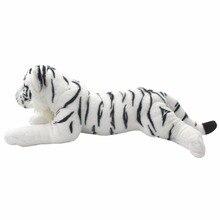 JESONN Tigre Blanco de Peluche