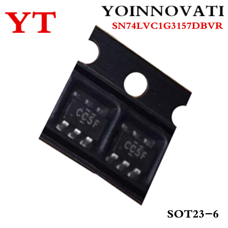 Free Shipping 100pcs/ Lot SN74LVC1G3157DBVR SN74LVC1G3157 74LVC1G3157 SOT-23-6  IC Best Quality