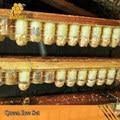 Frete grátis 6 Pcs ferramentas de Apicultura Apicultura colméia Colméia 63 buracos Duplo artificial por atacado Abelha Abelha Rainha Definir