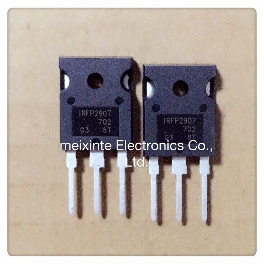 50 шт./лот IRFP2907 75V 350A TO-247 Высокая мощность MOSFET используется в инверторах TO-3P новый оригинальный
