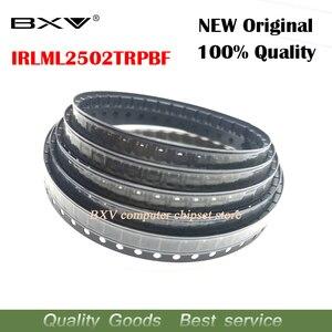 Image 1 - 1000 個 IRLML2502TRPBF SOT23 IRLML2502 SOT IRLML2502TR MOSFET new とオリジナル