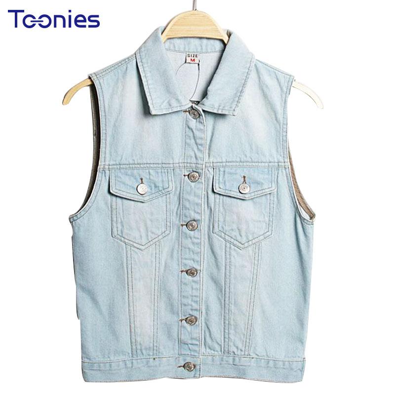 sleeveless denim jackets for women outfits priletaicom