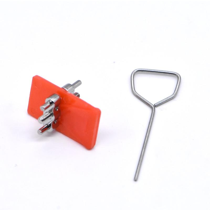 1 conjunto dental palatal ortodontico parafuso mais baixo arco expansor expansor rapido dentista ferramentas instrumento dental