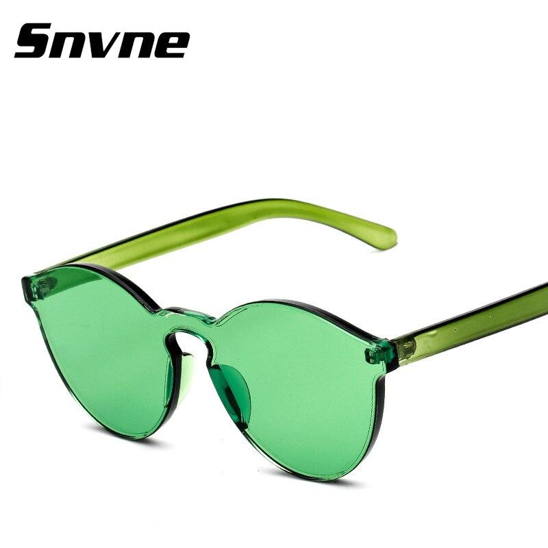 Snvne 2018 Women Sunglasses Cat Eye Brand Designer glasses Integrated Eyewear oculo lentes oculos de sol feminino muje Female