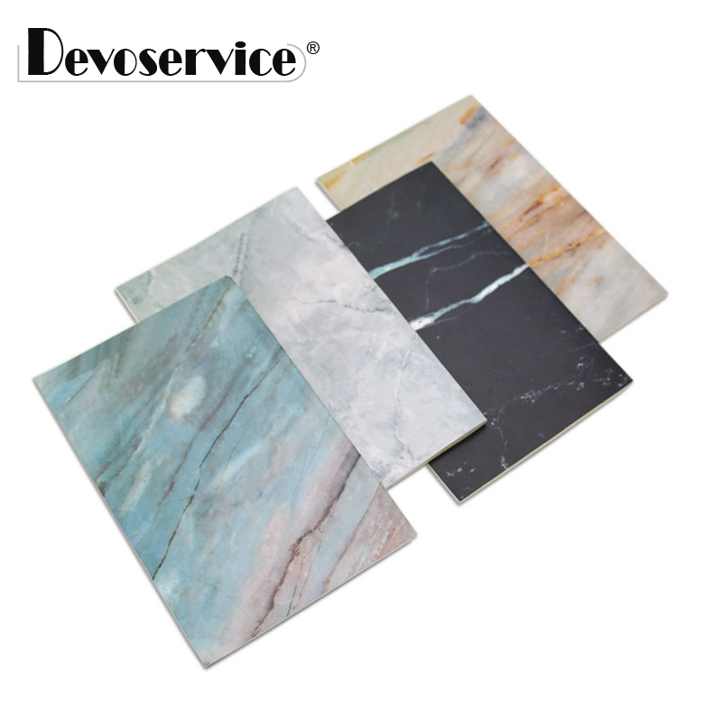 A5-21*14 Cm Office Notebook Paper Elegant Marble Pattern Lined Paper Journals Stationery For School Office Supplies Planner