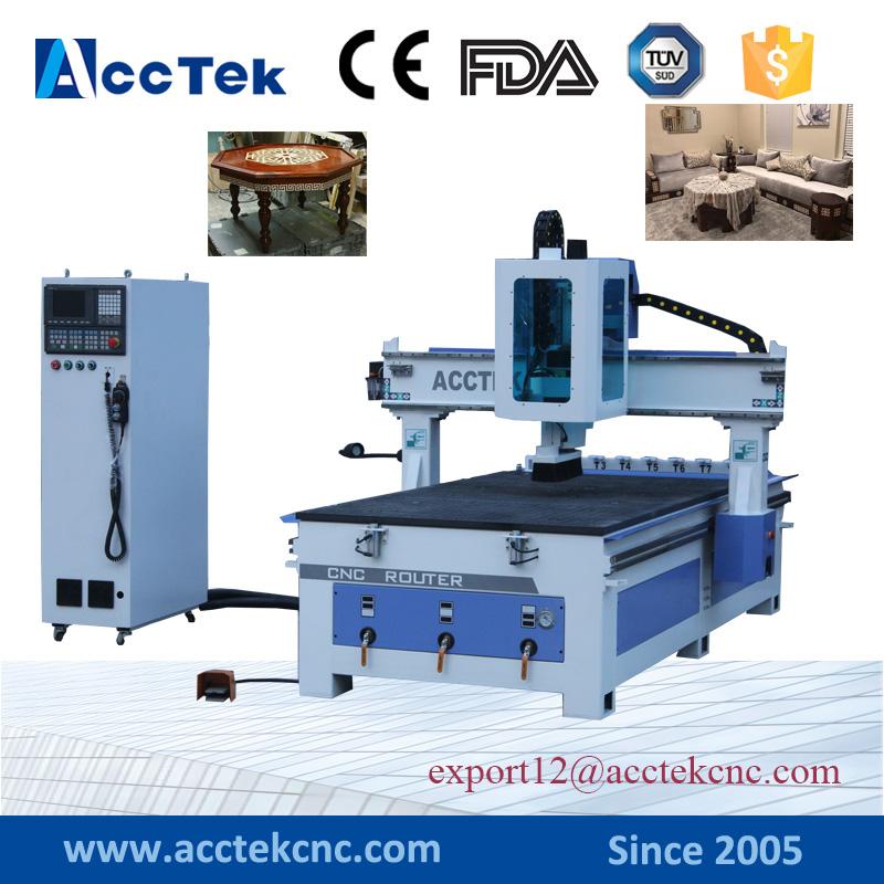 AKM1325C Acctek atc cnc machine price