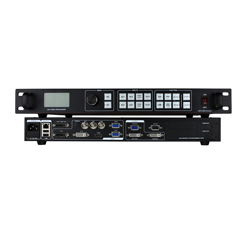 free shipping reasonable price quad video video wall processor hdmi lvp815u with usb video switcher controllerfree shipping reasonable price quad video video wall processor hdmi lvp815u with usb video switcher controller