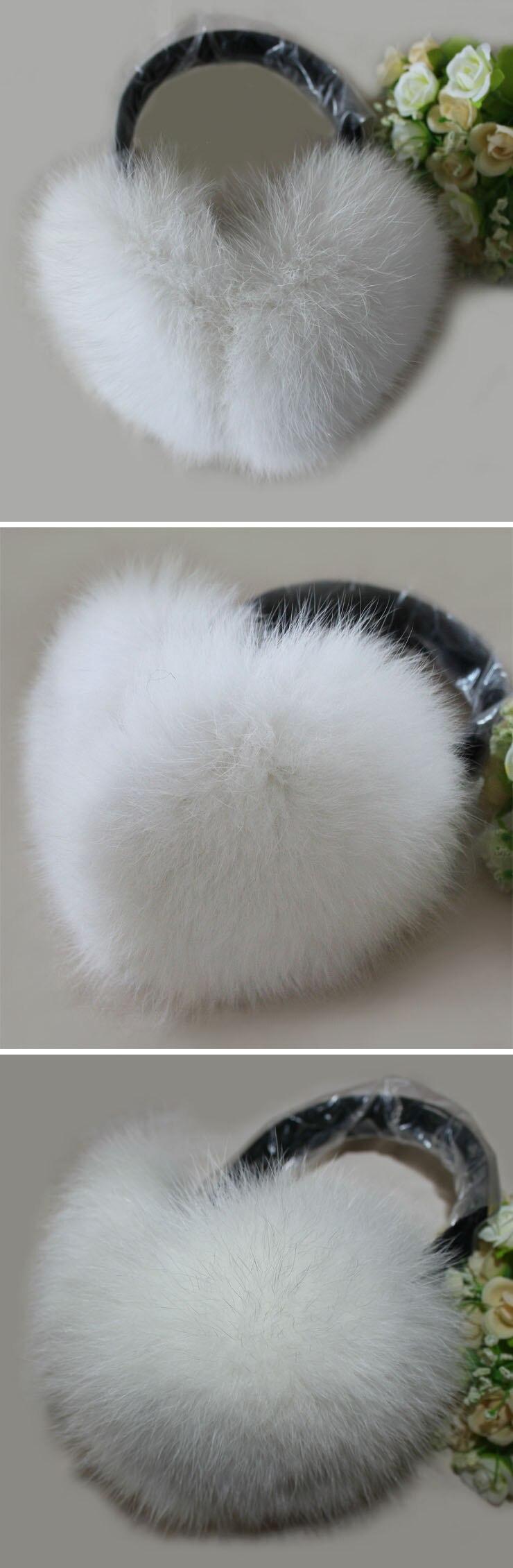 Headphones Warm Fur Stop118 8