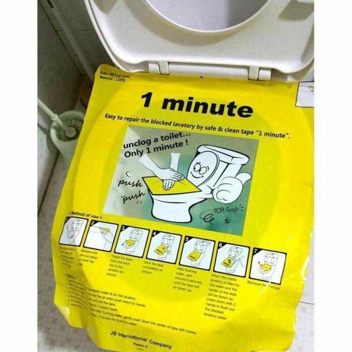 Haushaltschemikalien Freies Porto Hochdruck Pumpe Reiniger Dredge Toilette Kolben Air Drain Blaster Waschbecken Rohr Verstopfte Entferner Bad Rohr Badewanne