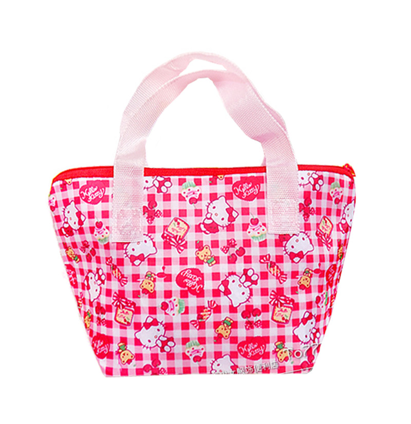 622679acb2 Detail Feedback Questions about Cute Hello Kitty Little Twin Stars Insulated  Lunch Bags for Women Girls Kids School Lunchbox Tote Bag Thermal Cooler Bag  on ...